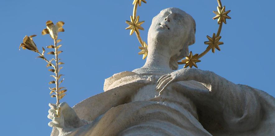 Restaurierung Marienbrunnen