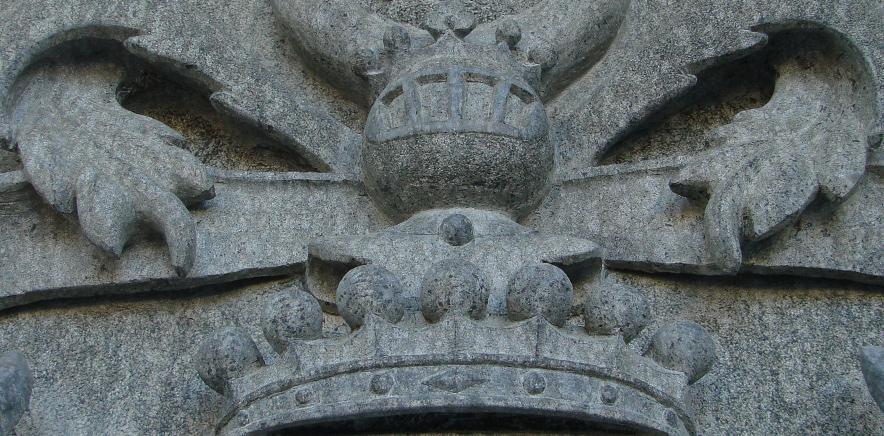 Wappen, Schloss Scherneck